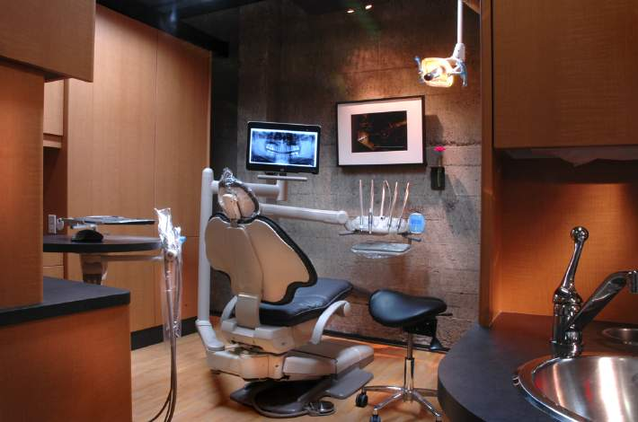 Brooks Dental Studio Eggleston Farkas Architects