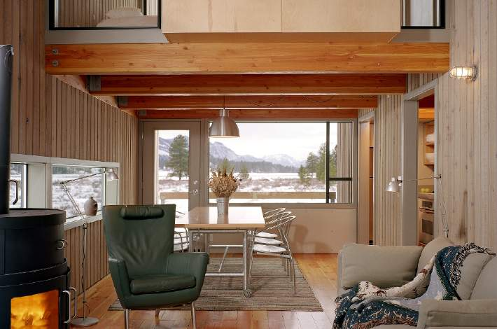 Methow living dining