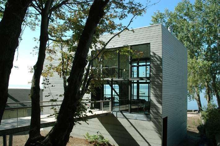 Seola Beach House - EGGLESTON|FARKAS ARCHITECTS